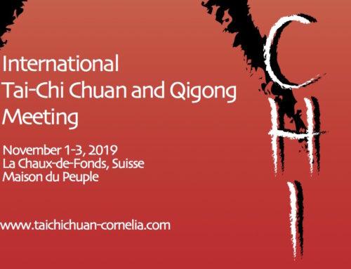 tai chi tcho, festival del taiji europeo in svizzera: 1-3.11. 2019