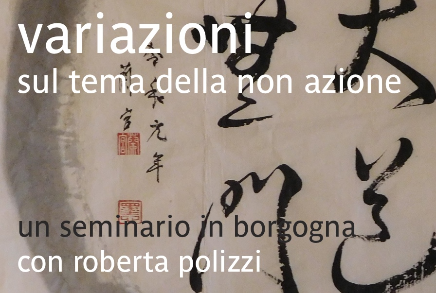 workshop in borgogna con roberta polizzi